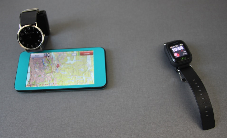 Bilde av GPS-klokker