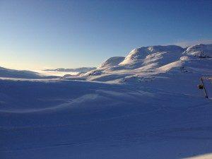 Bilde av årstiden vinter